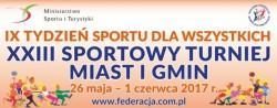 IX Tydzień Sportu Dla Wszystkich – XXIII Sportowy Turniej Miast i Gmin
