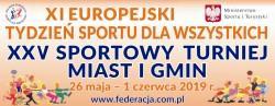 Wyniki XXV Sportowego Turnieju Miast i Gmin