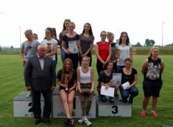 Mistrzostwa Powiatu Kieleckiego Szkół Ponadgimnazjalnych w Lekkiej Atletyce