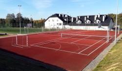 Centrum OLIMPIC zaprasza do bezpłatnego korzystania z kortów tenisowych