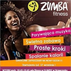 Rusza nowy sezon ZUMBA fitness