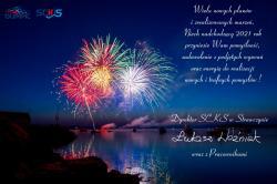 Nowy Rok - życzenia SCKiS