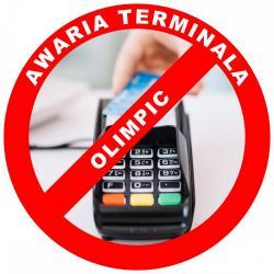 Awaria terminala płatniczego