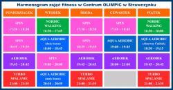 Zadbaj o formę z Centrum OLIMPIC